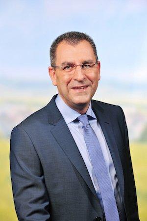VG-Bürgermeister Ralph Bothe strebt voller Elan und Tatkraft die dritte Amtszeit an. (Foto: Carsten Costard)